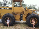 Tractors are a big deal….
