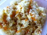 Rice and Carrot Casserole