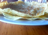 Gluten-Free Crepes/ Tortillas