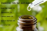 Essential Oils for Anti-Aging